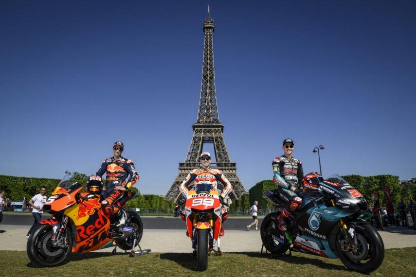Horarios para el Gran Premio de Francia de MotoGP 2019