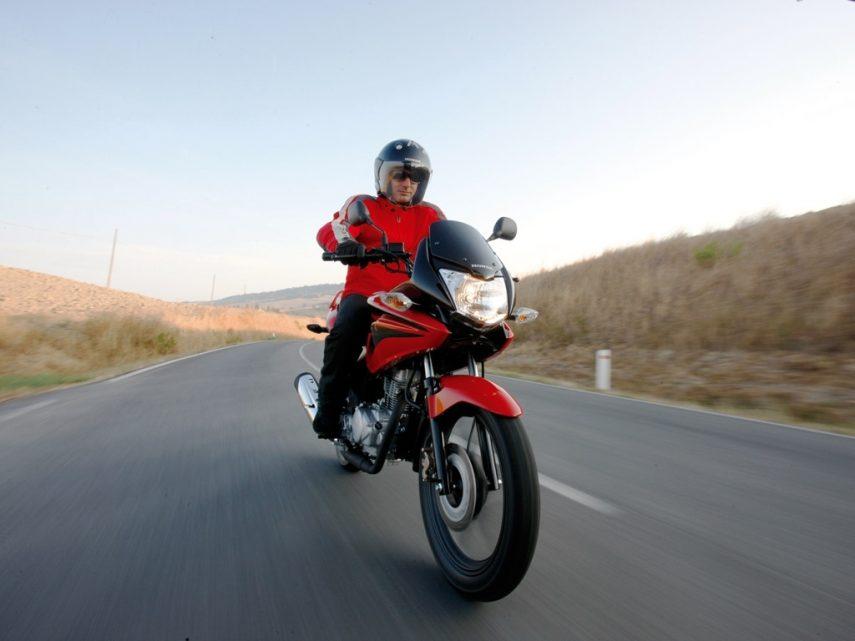 Moto del dia: Honda CBF 125