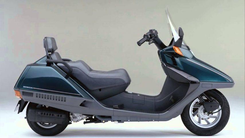 Moto del día: Honda CN 250 Spazio