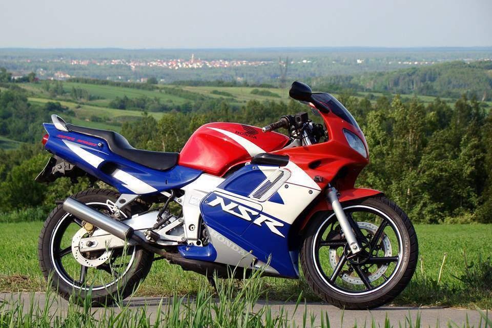 Moto del día: Honda NSR 125 R (JC22)