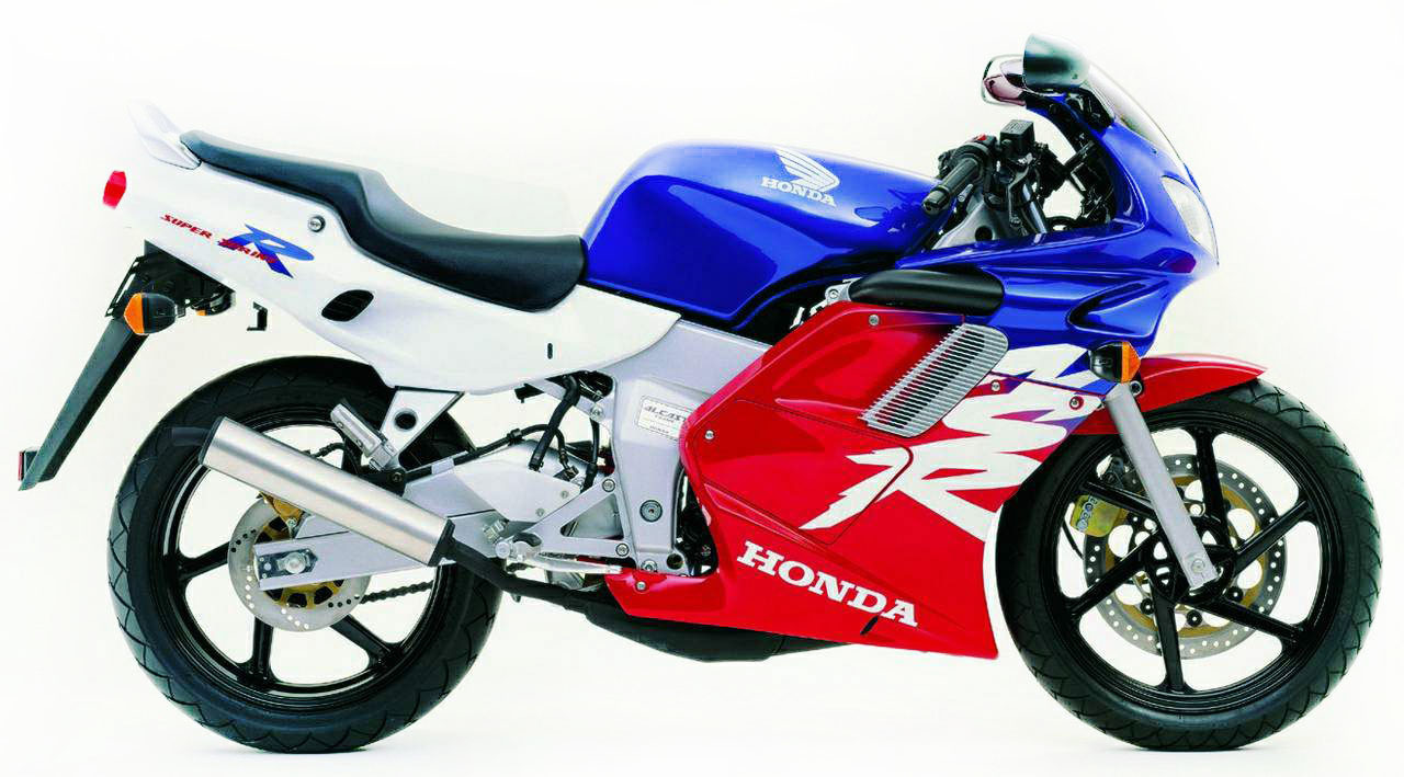 Honda NSR 125 R JC22 2