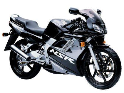 Honda NSR 125 R JC22 4