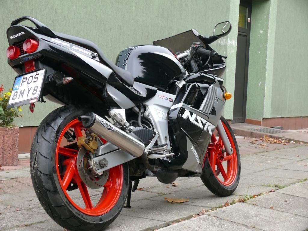 Honda NSR 125 R JC22 8