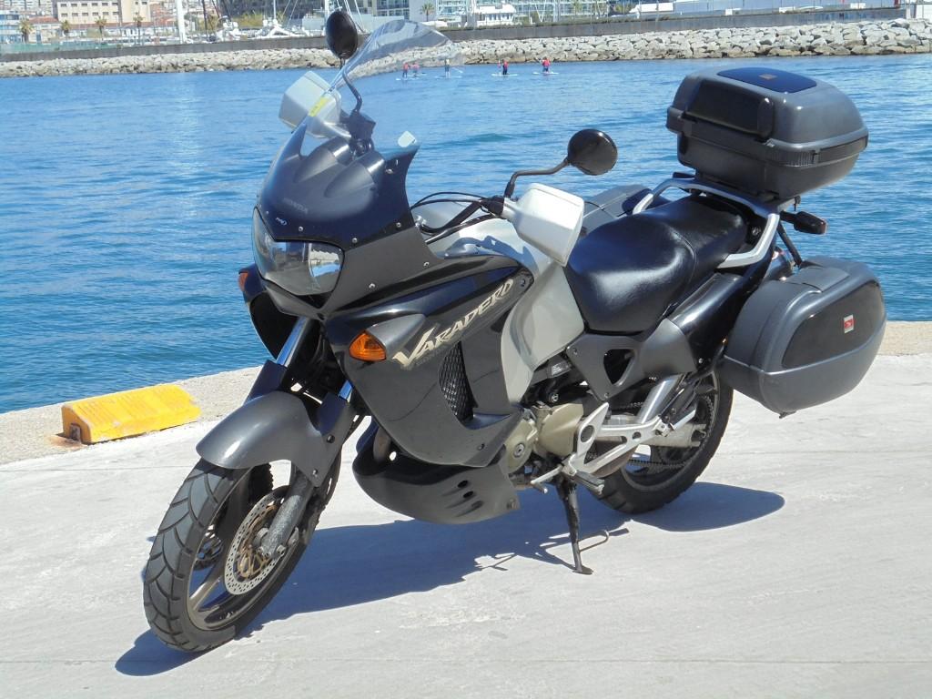 Honda XL 1000V Varadero 6