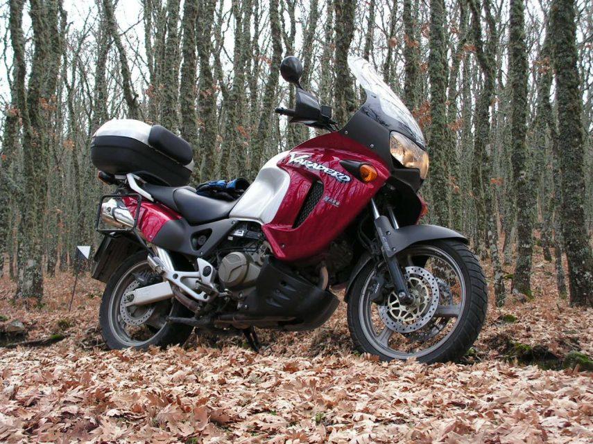 Moto del día: Honda XL 1000 V Varadero