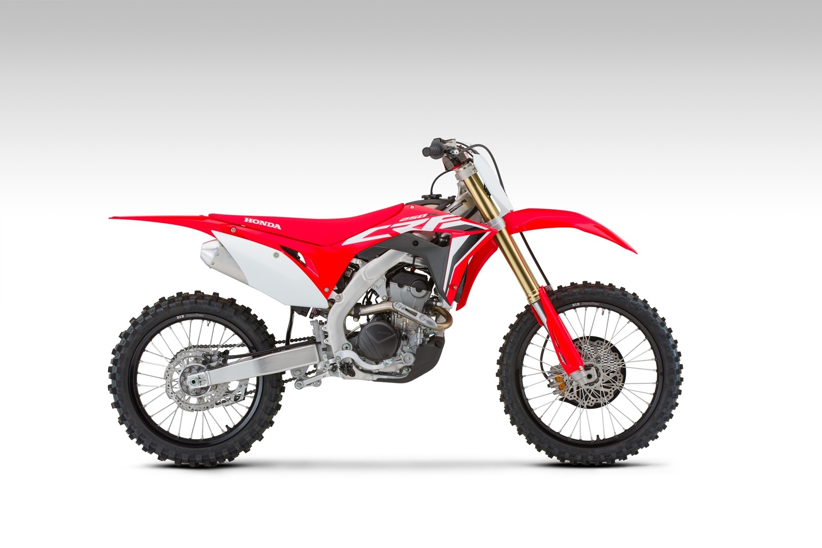 Se presentan las nuevas Honda CRF 450 R y CRF 250 R 2020