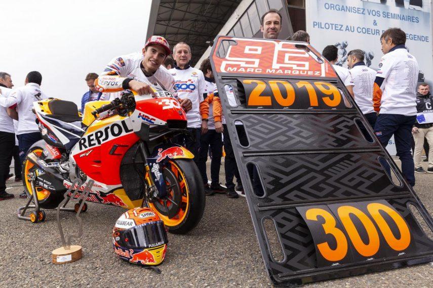 Marc Márquez gana el Gran Premio de Francia 2019