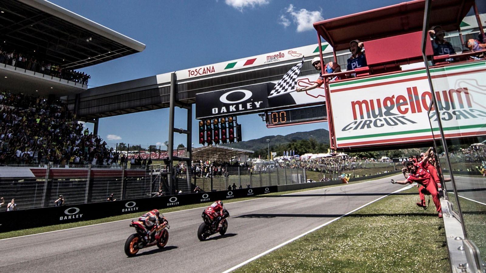 Horarios para el Gran Premio de Italia de MotoGP 2019