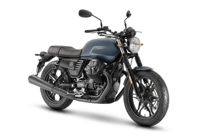 "Ya está disponible la nueva Moto Guzzi V7 III Stone ""Night Pack"""