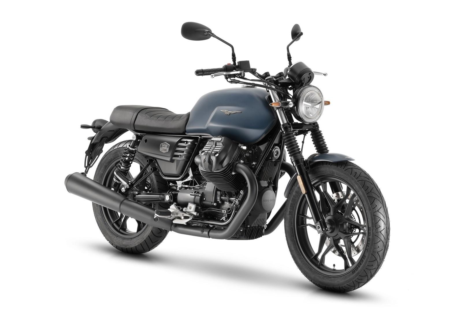 "Ya está disponible la nueva Moto Guzzi V7 III Stone ""Night Pack"""