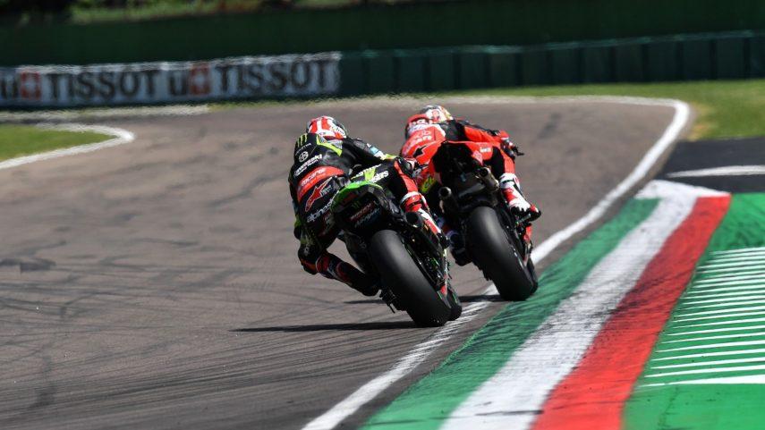 Horarios para la ronda de Superbikes en Imola