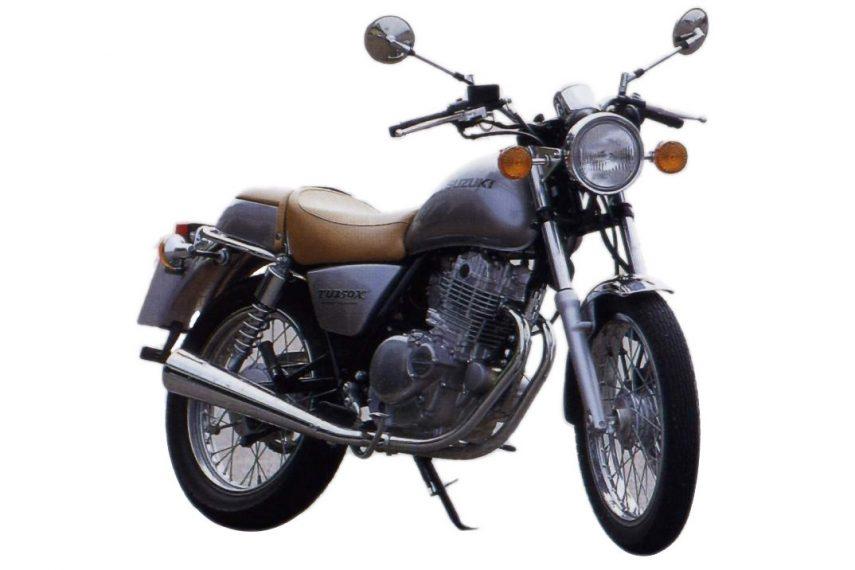 Moto del día: Suzuki TU 250 X