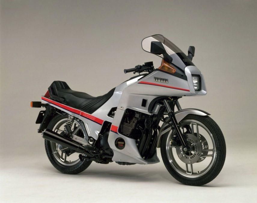 Moto del día: Yamaha XJ 650 Turbo