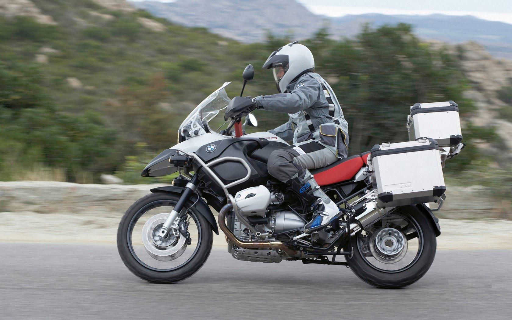 BMW R 1200 GS 13