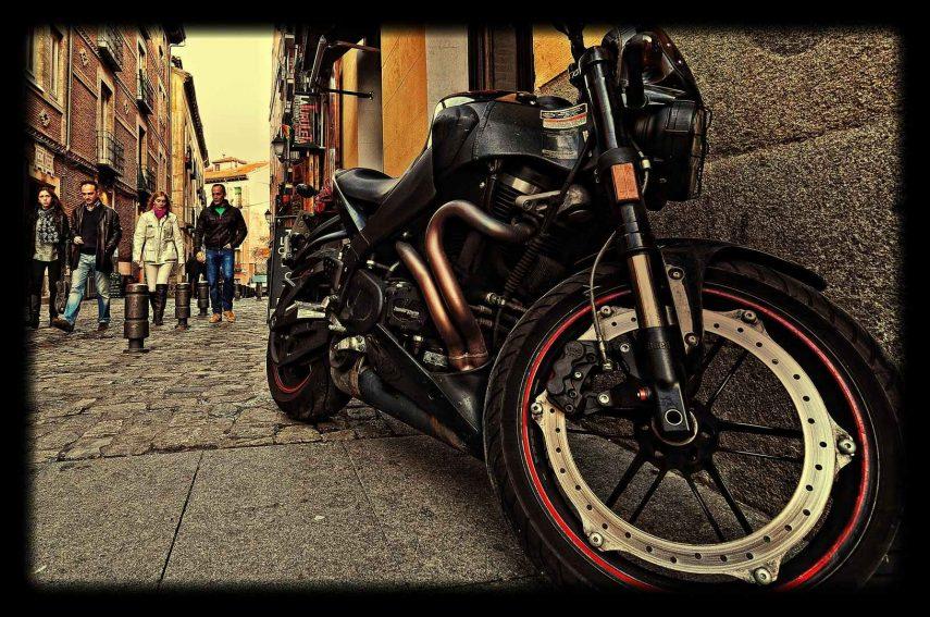 Por un Madrid Central más amable con las motos