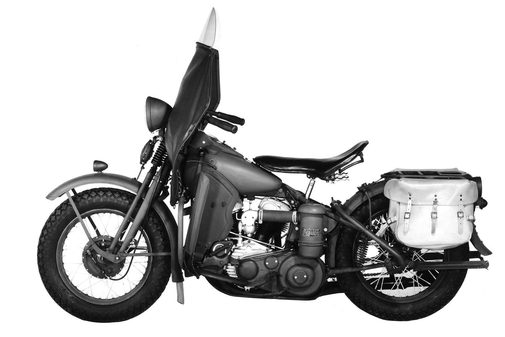 Harley Davidson WLA Pre 1942