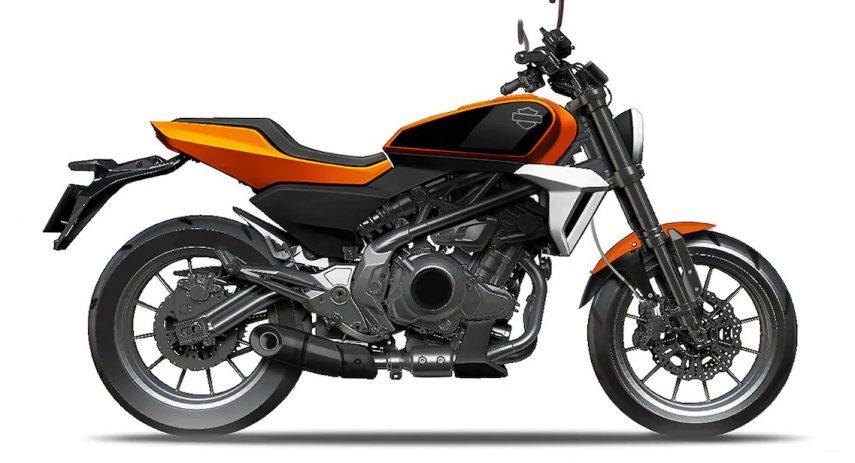 Harley China 2020