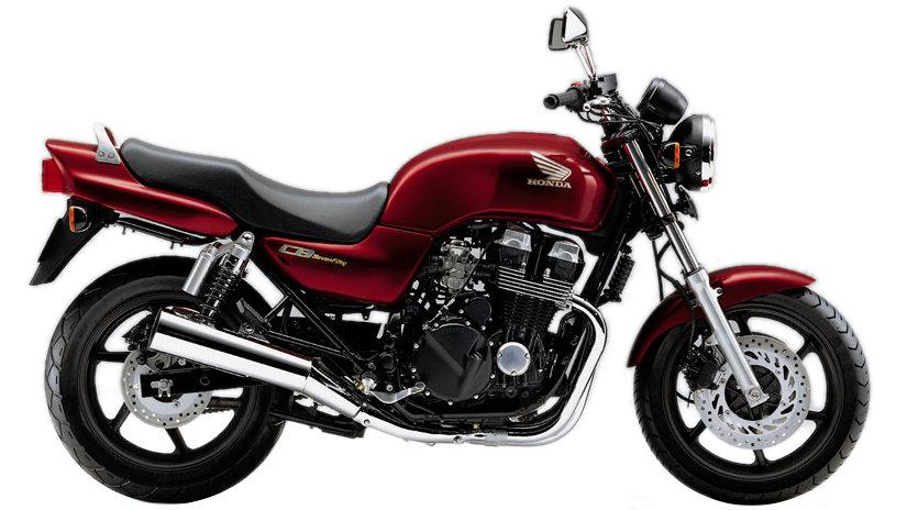 Moto del día: Honda CB750 Seven Fifty (1992)