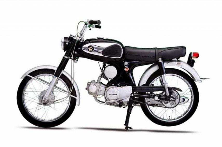 Moto del día: Honda Sport 90