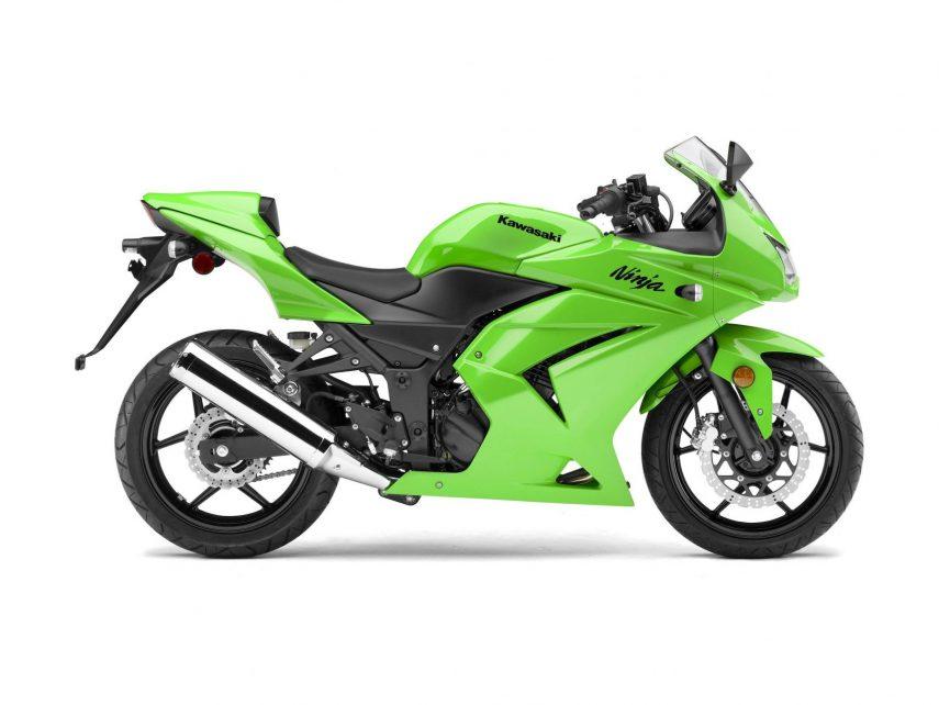 Moto del día: Kawasaki Ninja 250
