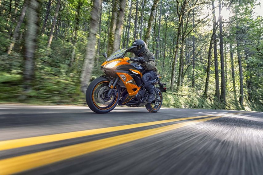 Moto del día: Kawasaki Ninja 650