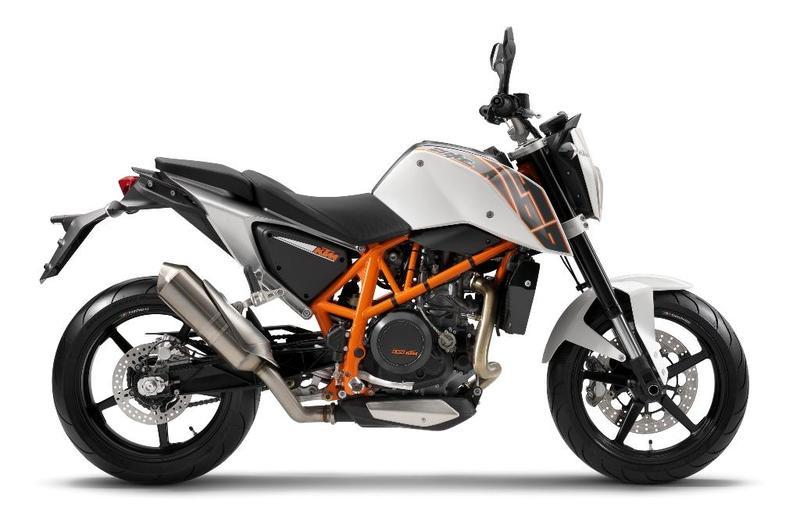 Moto del día: KTM Duke 690 IV