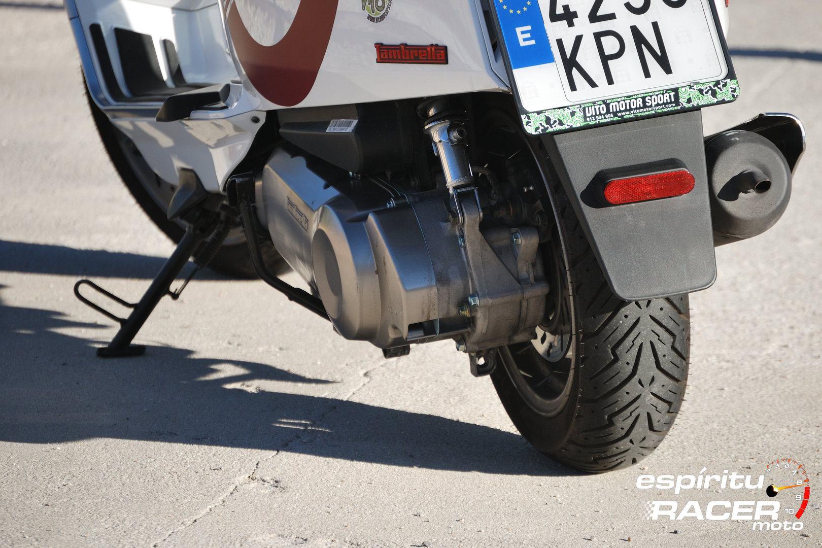 Lambretta V125 Special Flex 33