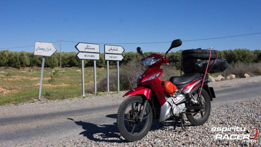 """Marruecos en moto por """"libre"""""""
