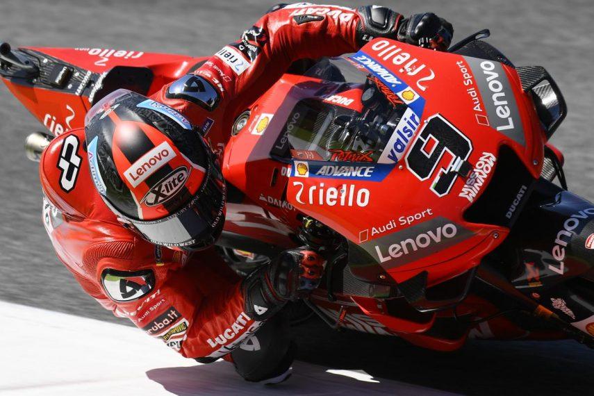 Danilo Petrucci gana su primera carrera en el Gran Premio de Italia