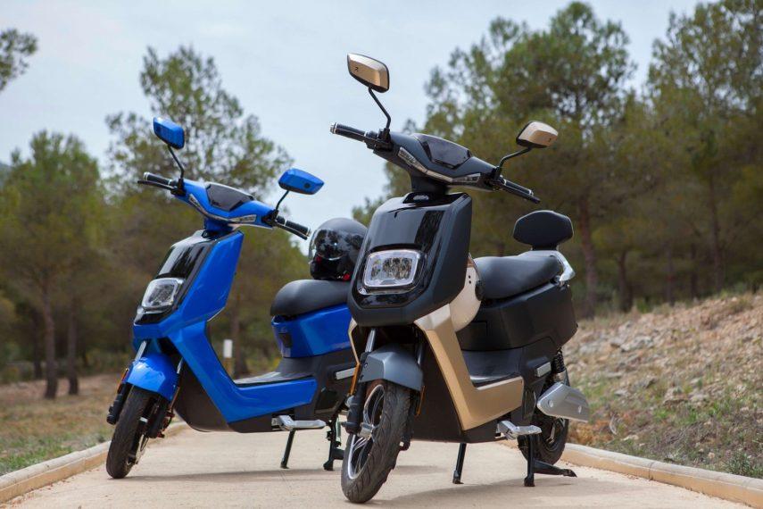 Los supermercados Mercadona y ALDI ya tienen a la venta sus scooter eléctricos