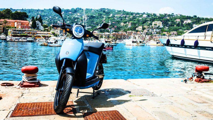 Quadro Vehicles presenta su moto eléctrica urbana Oxygen