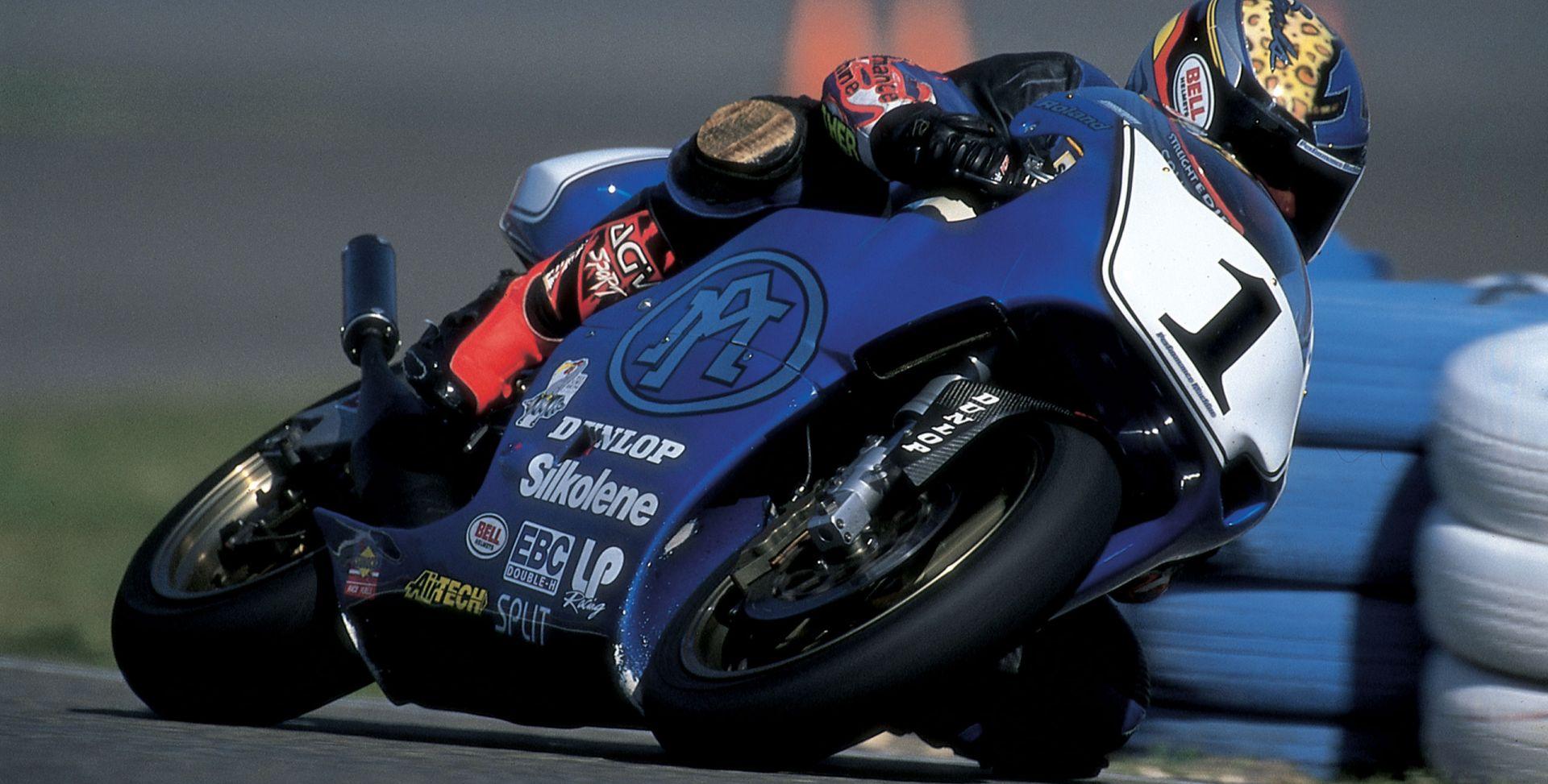 Roland Sands Yamaha TZ250 GP