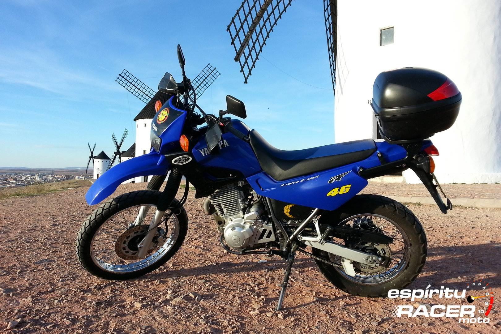 Yamaha XT 600 E 1
