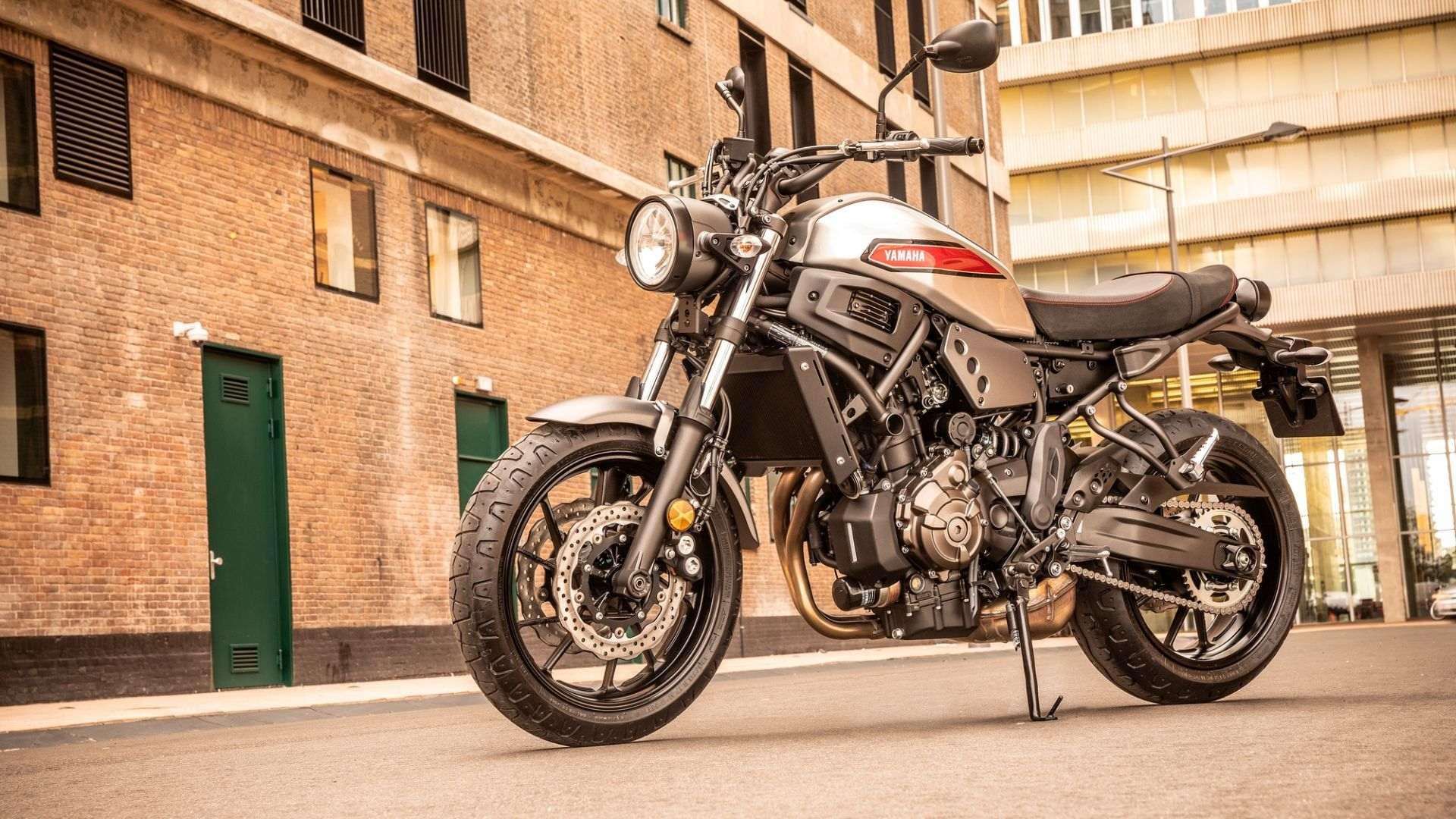 Moto del día: Yamaha XSR 700