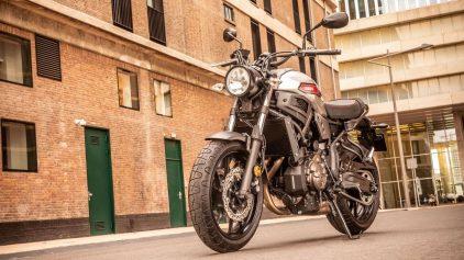 2019 Yamaha XS700 EU Matt Grey Static 003 03