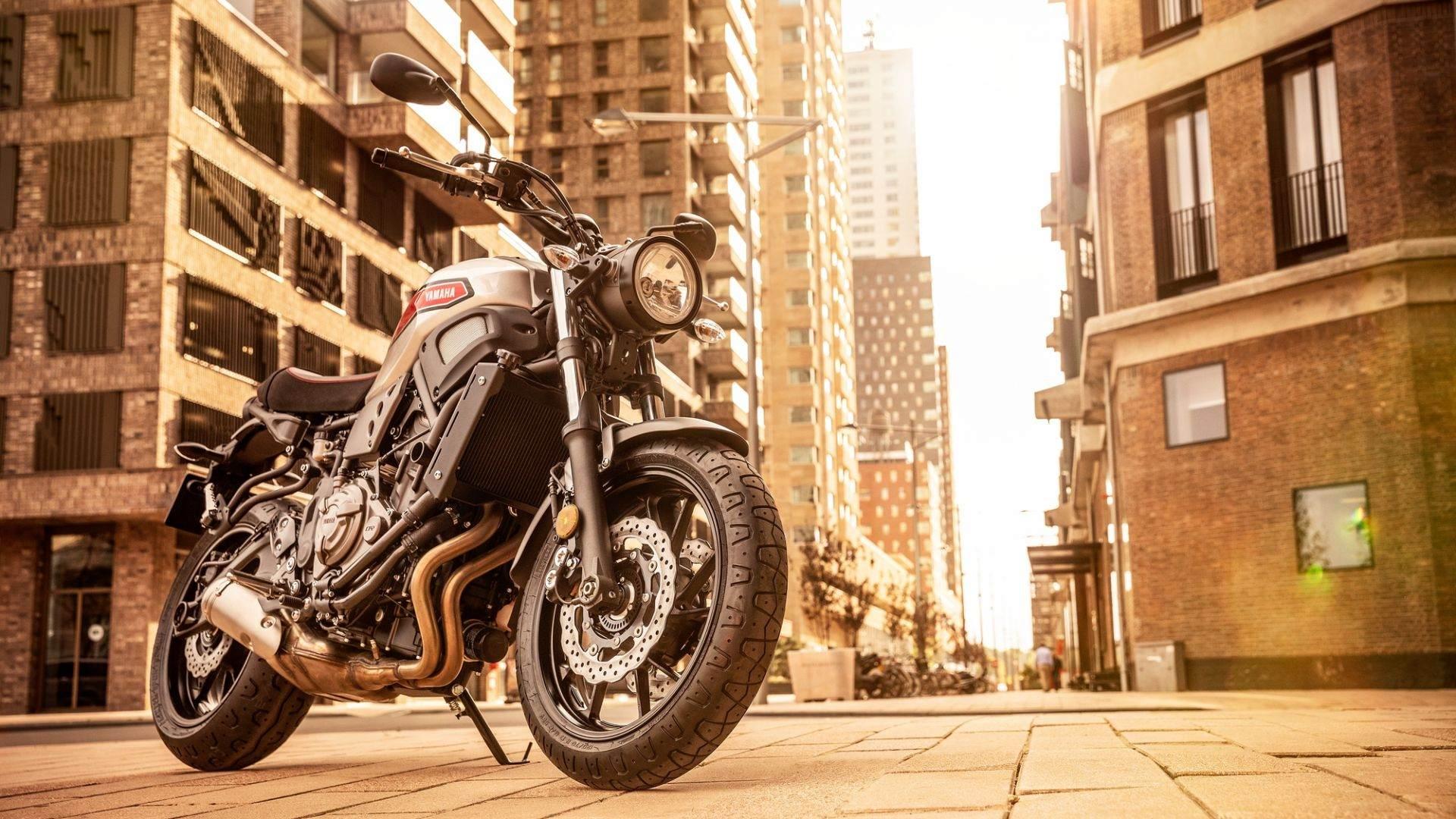 2019 Yamaha XS700 EU Matt Grey Static 005 03