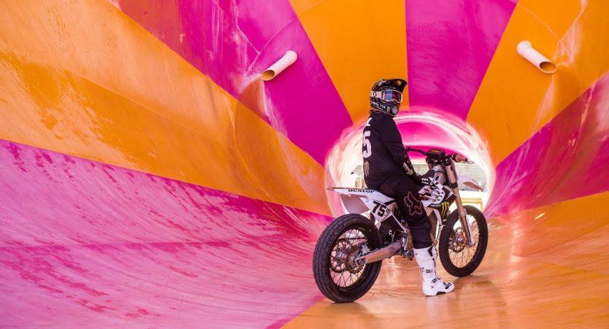Urban Rider ft Josh Hill