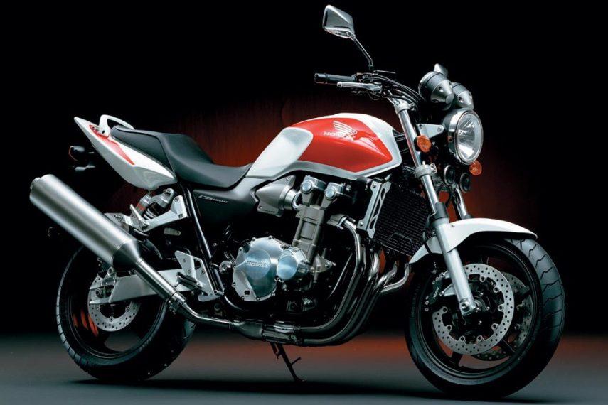 Moto del día: Honda CB1300