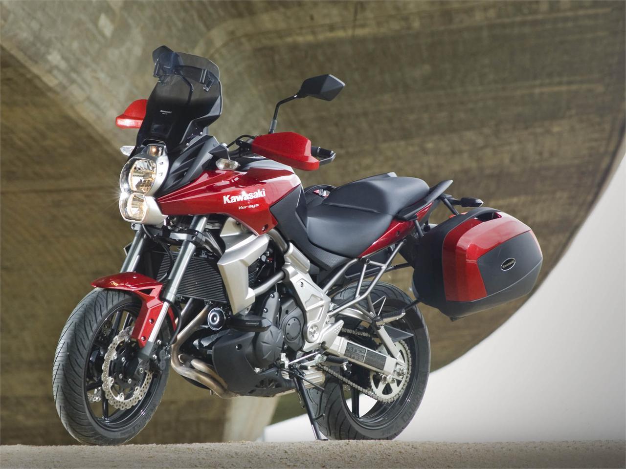 Moto del día: Kawasaki Versys 650 (2007)