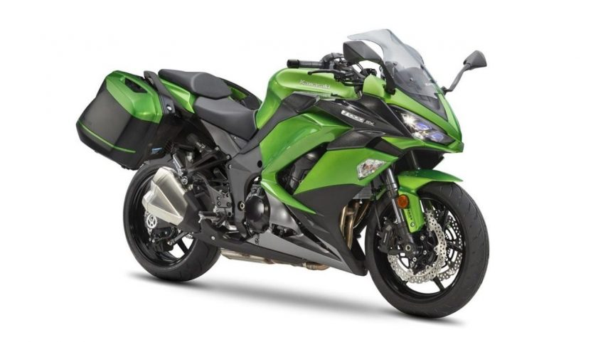 Moto del día: Kawasaki Z 1000 SX Ninja