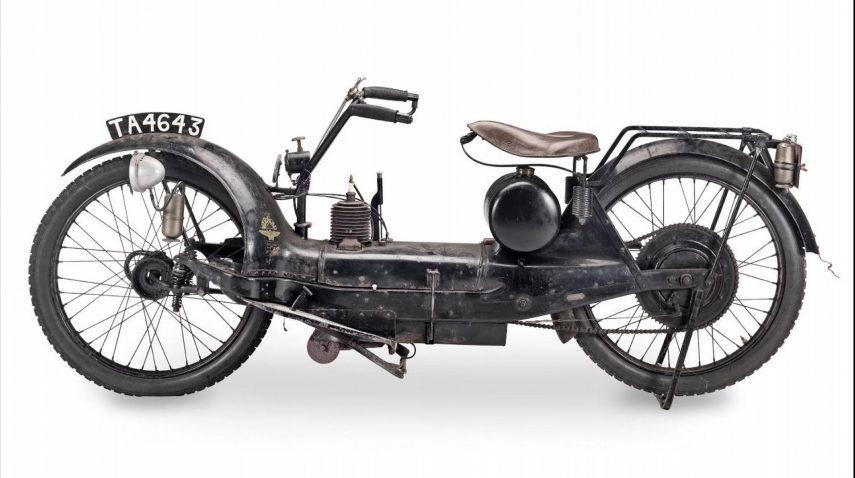 Moto del día: Ner-A-Car