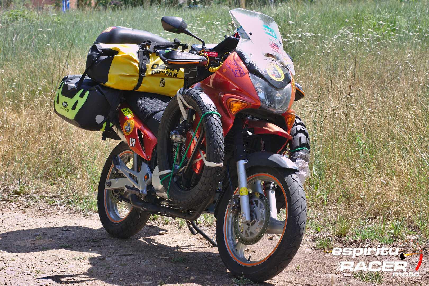 Pedro a Mongolia espirituRACER moto 04