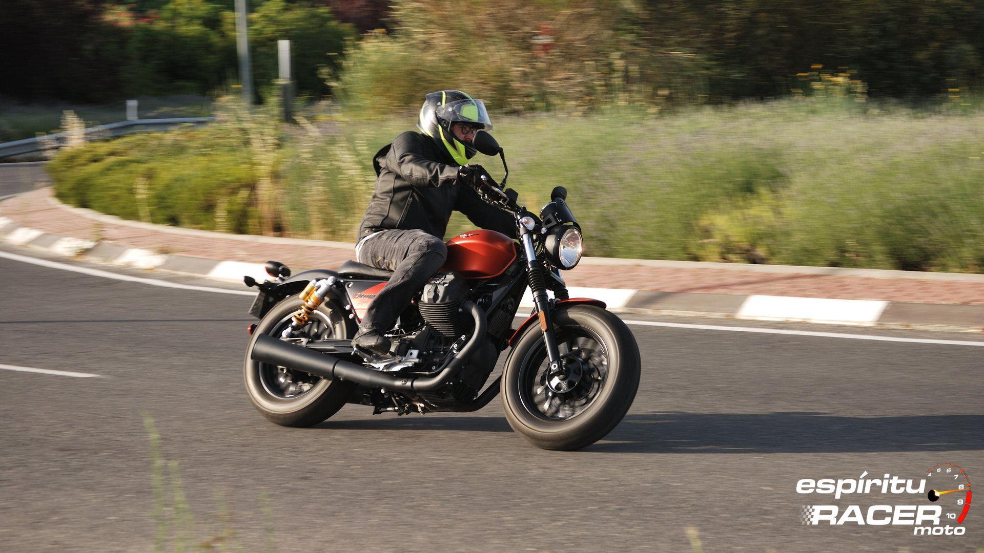 Prueba Moto Guzzi V9 Bobber Sport 02