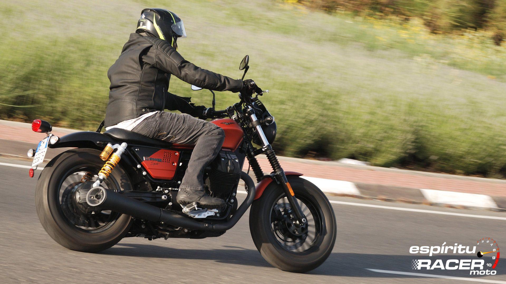Prueba Moto Guzzi V9 Bobber Sport 03
