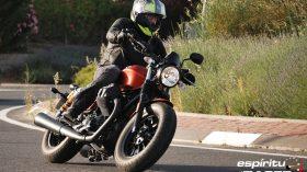 Prueba Moto Guzzi V9 Bobber Sport 05