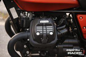 Prueba Moto Guzzi V9 Bobber Sport 21