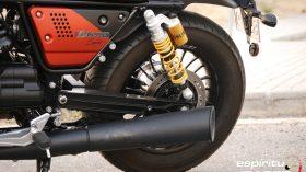 Prueba Moto Guzzi V9 Bobber Sport 23