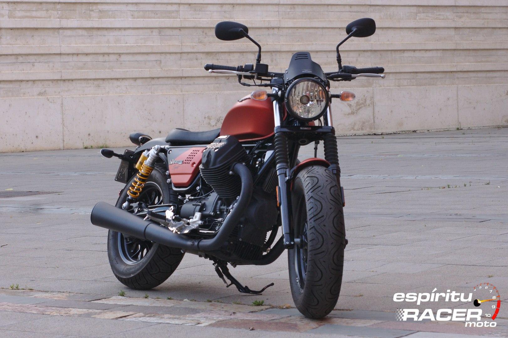 Prueba Moto Guzzi V9 Bobber Sport 28