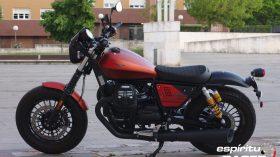 Prueba Moto Guzzi V9 Bobber Sport 29
