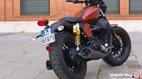 Prueba Moto Guzzi V9 Bobber Sport 32